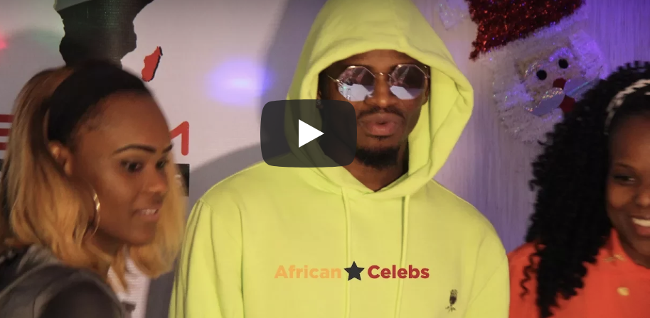 Flashback Friday: Diamond Platnumz – SIMBA IN LONDON