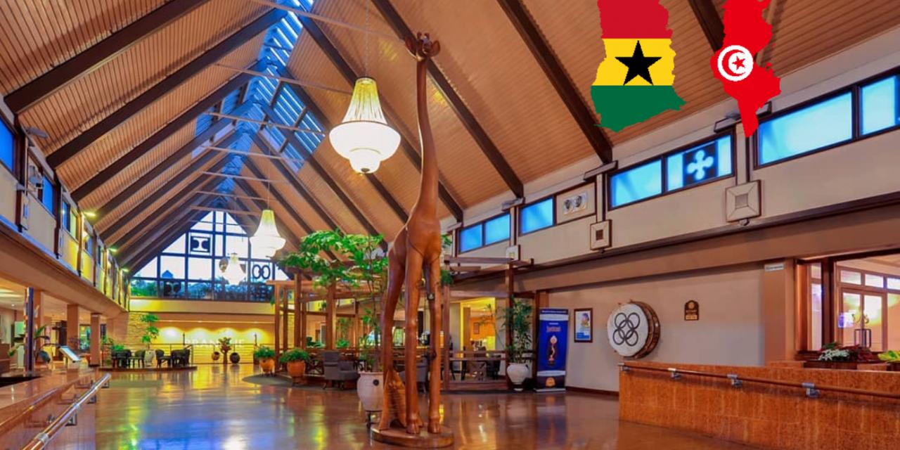 Ghana-Tunisia Investment and Trade Economic Forum @ Golden Tulip Hotel Accra