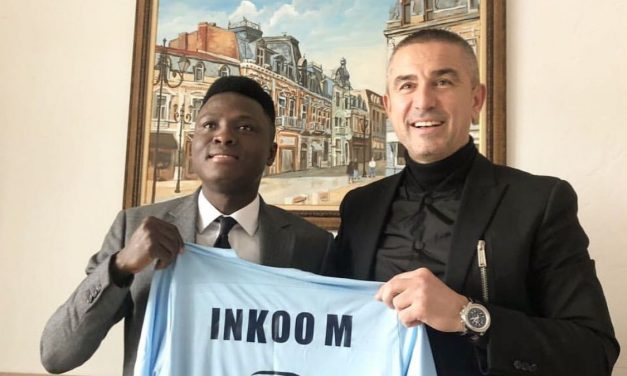 Football Spotlight: Samuel Inkoom Joins FC Dunav Ruse…