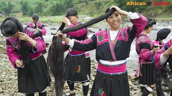 The World's Longest Hair: The Secret To Grow The World's Longest Hair