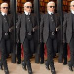 Karl Lagerfeld Has Passed Away In Paris…