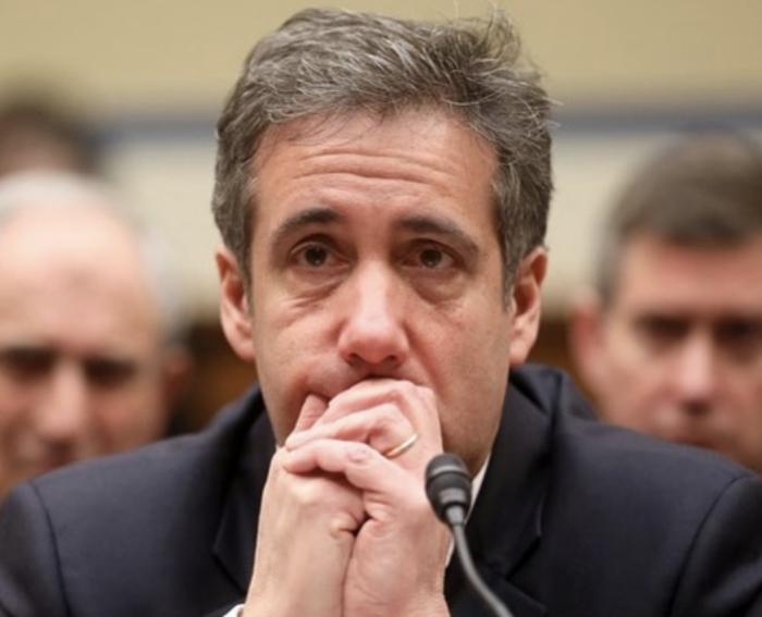 Michael Cohen Testimony: Michael Cohen Calls DonaldTrump 'racist', 'cheat' and 'conman'