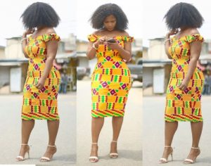 African Celebs Fashion