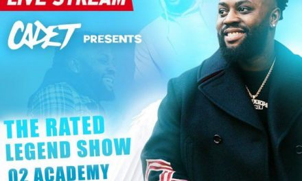 Rapper Cadet: The Rated Legend Show  – Gone Too Soon