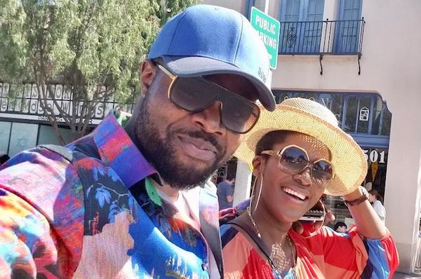 African Celebrities: Happy 7th Years Wedding Anniversary To Stephanie Linus And Linus Idahosa