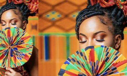 Made In Ghana UK Fashion Show 2019
