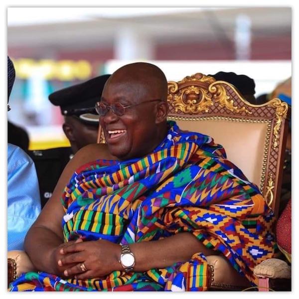 Happy Birthday Nana Addo Akufo-Addo…