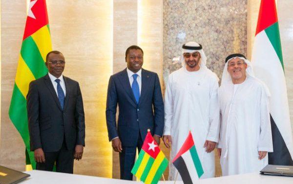 Faure Gnassingbé Visits the United Arab Emirates