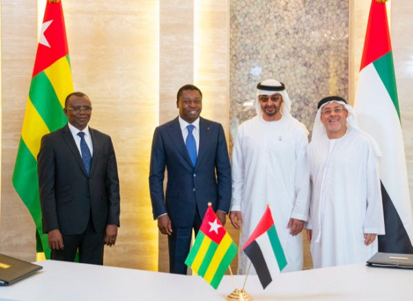 Faure Gnassingbé Visits the United Arab Emirates