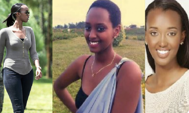 African Celebrities who give back: Ange Kagame Of Rwanda…