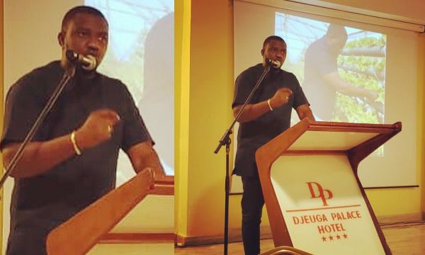 Celebs Who Give Back: John Dumelo