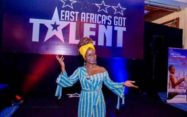 East Africa's Got Talent …