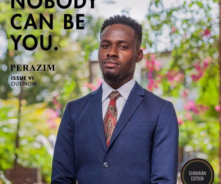 Francis Amissah Interview With UK Based Perazim Magazine…