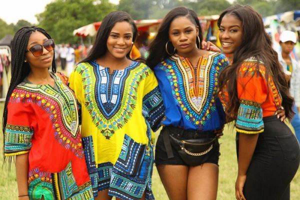 GHANA PARTY IN THE PARK 2019: 13 July 2019 At Trent Park