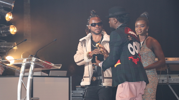 Ghana Music Awards UK 2018 Videos