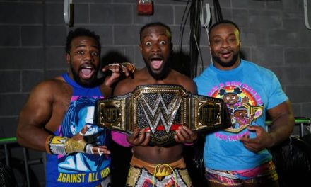 Kofi Kingston Becomes The First African To Win WWE Championship – History Maker!