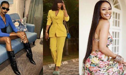 African Celebrities Who Inspire Us: Nomzamo Mbatha, Maria Borges, Danai Gurira…