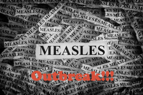 Measles Outbreak: Countries With The Most Reported Measles Cases…