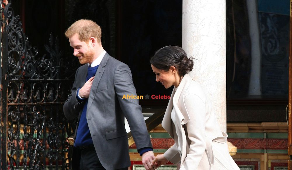 Royal Baby News: It's A BOY For Prince Harry and Meghan Markle!