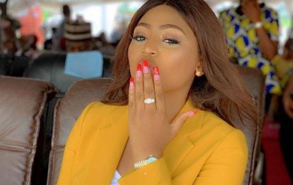 African Celebrities: Nollywood Actress Regina Daniels …