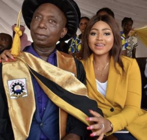 Regina Daniels Nigerian actress and hubby