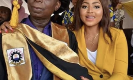 African Celebrities – Regina Daniels' Traditional Marriage With Billionaire Husband