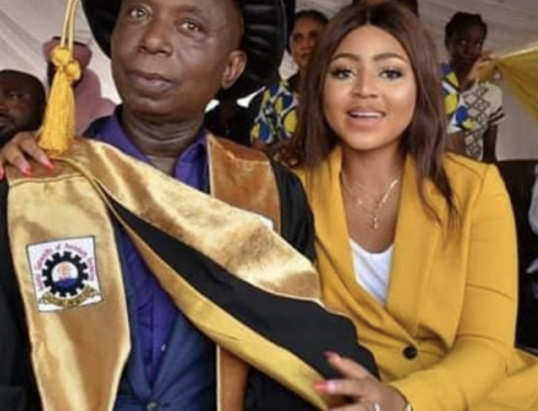 African Celebrities – Regina Daniels' Traditional Marriage With Billionaire Husband