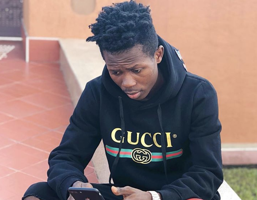 Strongman Burner: 'Tweet Was To Troll Man United, Not Sarkodie'