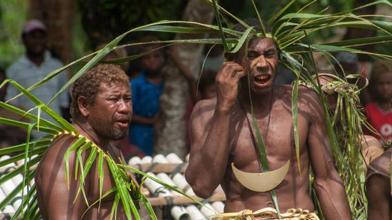 Beautiful People Of Solomon Islands