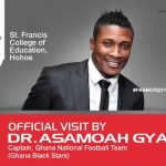African Celebrities who give back –  Asamoah Gyan