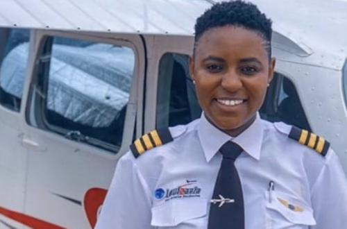 Aviation News: African Pilots Who Inspire Us – Boitumelo Katisi