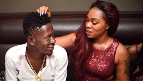 African Celebrities: Shatta Wale And Shatta Michy