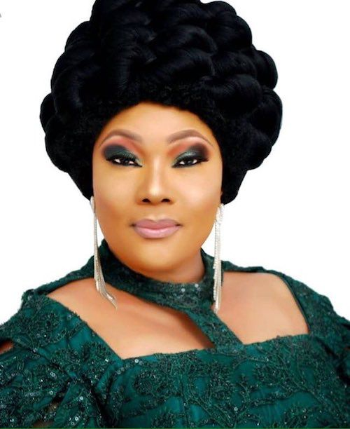 Happy Birthday Eucharia Anunobi