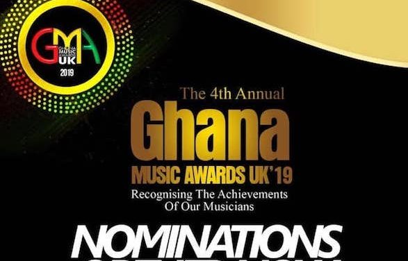 GMUK: 4th Annual Ghana Music Awards UK 2019 is officially opened
