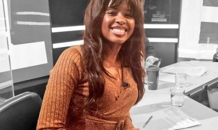 African Celebrities Who Give Back – June Sarpong