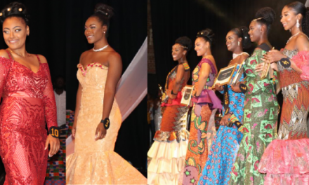 Miss Ghana UK Fashion Highlights