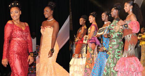 Miss Ghana UK Fashion Highlights