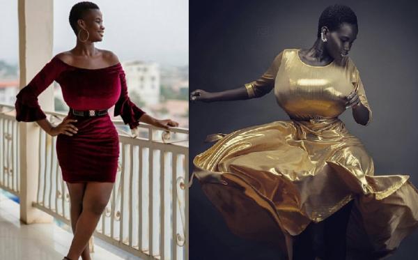 African Celebrities: Pamela Odame Watara