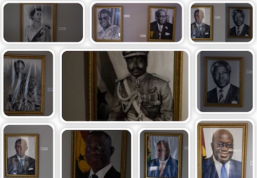 Presidents Of Ghana Past To Present