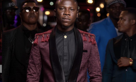 Stonebwoy Apologizes To Charterhouse, Ghanaians, Fans Over VGMA Incident