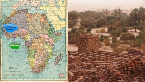 Ghana Empire: The History Of The Ghana Empire