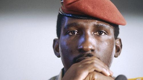Thomas Sankara Africa's Che Guevara