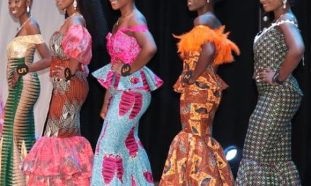 Africa Celebrities:  Highlights From Miss Ghana UK  2017 And 2018