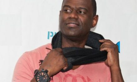 Happy Birthday To Brian McKnight