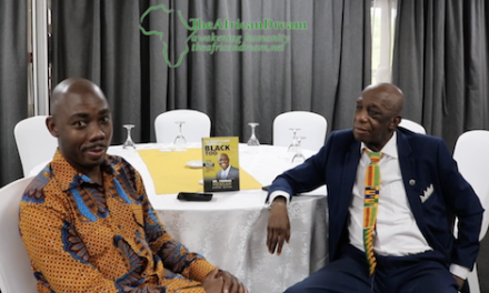 Dr. Thomas Mensah: Interview With The African Dream