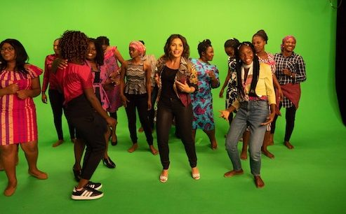 Drea Pizziconi: Video For Her Global Empowerment Anthem 'Let Us Dance'
