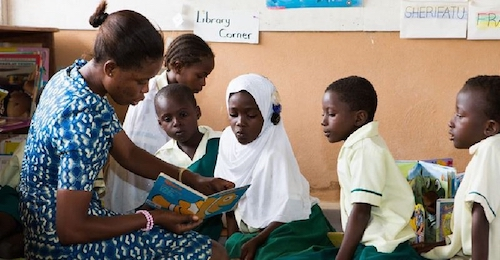 UAE Teacher Training Program In Ghana