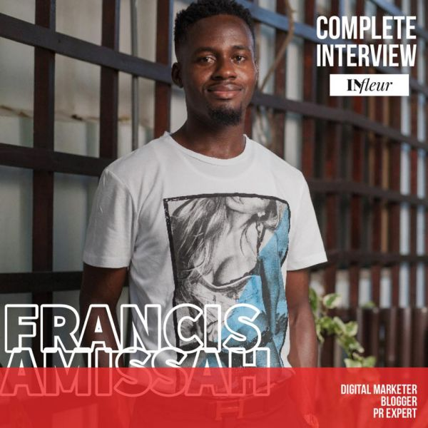 Francis Amissah- Hanging With Top Ghanaian Digital Marketer