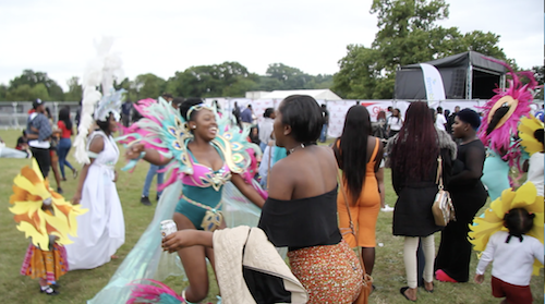 Ghana Party in the Park 2019 Countdown
