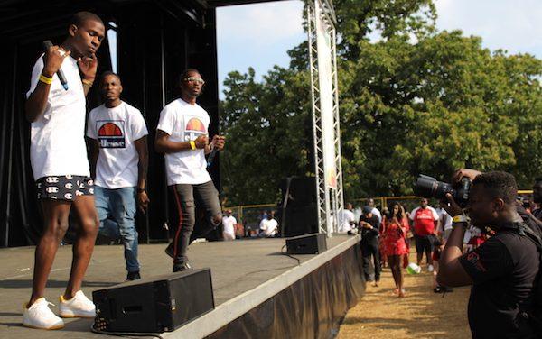 Ghana Party In The Park – Ghetto Boy